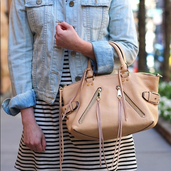 Rebecca Minkoff Handbags - Rebecca Minkoff Moto Satchel